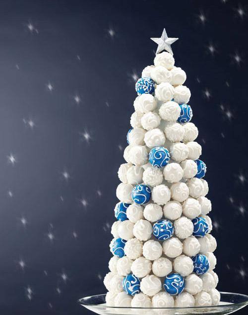 Holiday Cake Ball Tree Candiquik