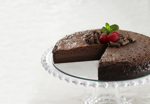 Flourless Chocolate Torte | CANDIQUIK