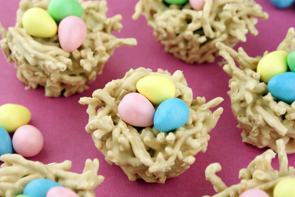 Chow Mein Noodle Easter Nests Candiquik