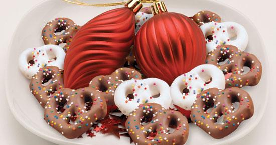 Chocolate Pretzel Twists Candiquik